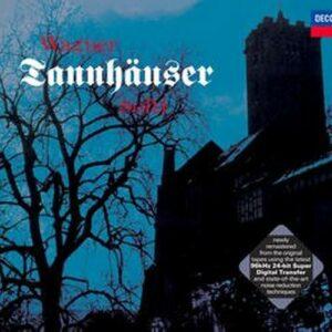 Wagner : Tannhauser-Sotin-Dernesch-Kollo-Braun-Hollweg-Equiluz