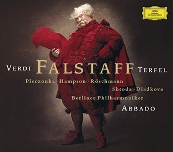 Verdi : Falstaff-Terfel-Hampson-Berliner Philharmoniker-Abbado
