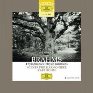 Brahms : Symphonies 1 A 4-Bohm
