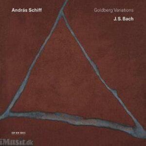 Andras Schiff : Goldberg Variations/Bach