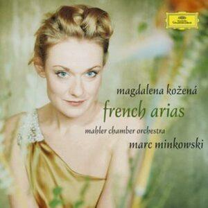 Magdalena Kozena : Airs français.