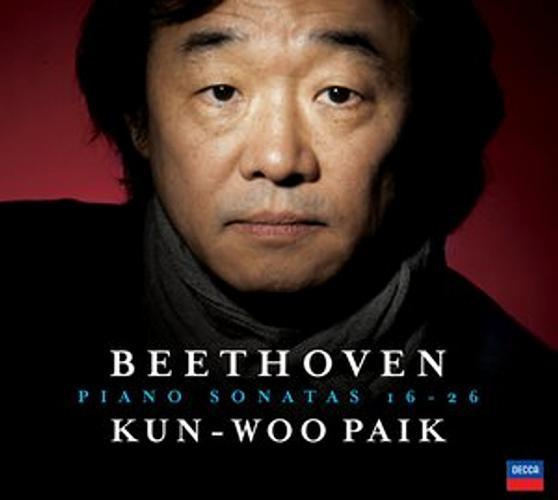 Beethoven : . Piano Sonatas 16-26