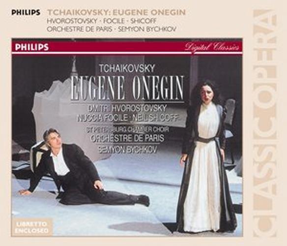 Tchaikovski : Eugene Onegin