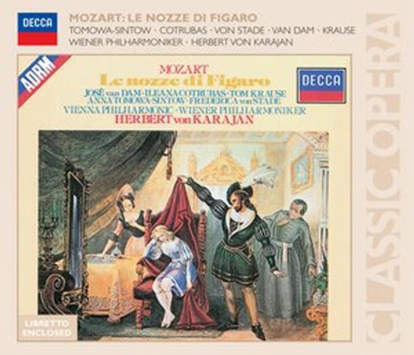 Mozart : Les Noces De Figaro