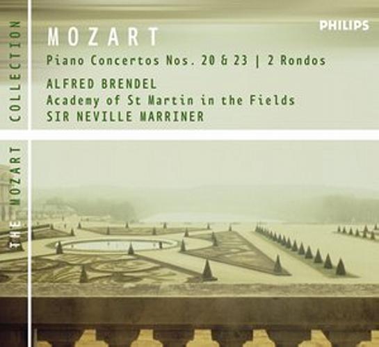 Mozart Collection : Mozart-Concertos Pour Piano Nos. 20 Et 23, 2 Rondos