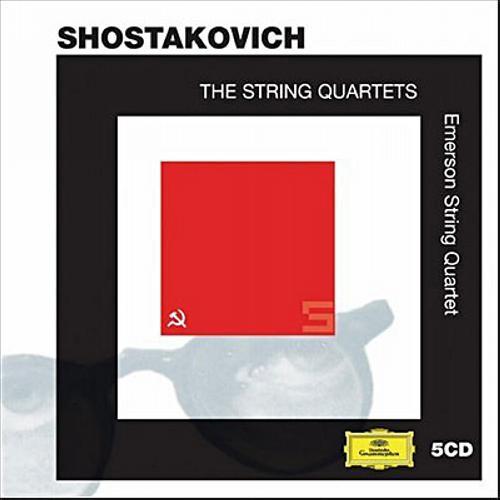 Chostakovitch : Shostakovich-Quatuors A Cordes