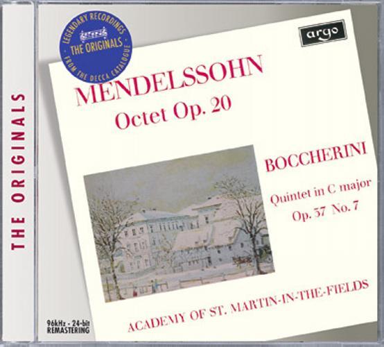 Mendelssohn : Octuor Pour Cordes . Quintette En Ut Majeur