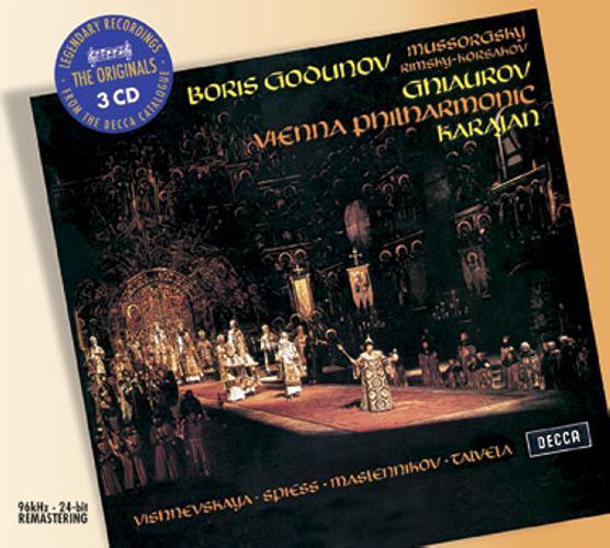 Moussorgski : Boris Godunov