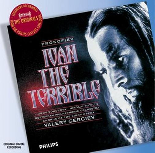 Prokofiev : Ivan Le Terrible