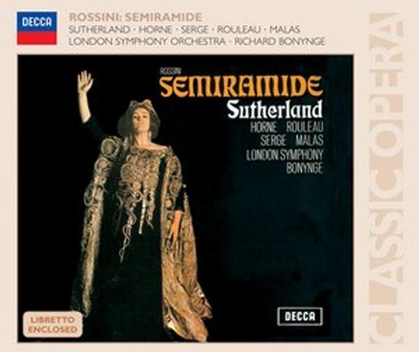 Rossini : Semiramide
