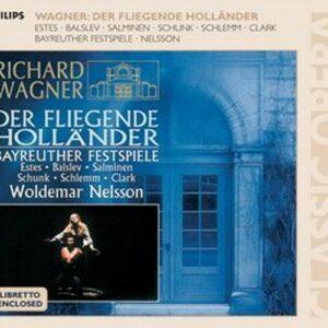 Wagner : Le Vaisseau Fantome