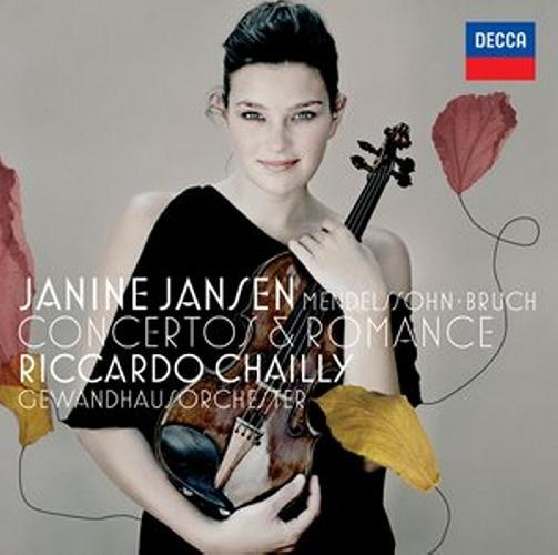 Bruch, Mendelssohn : Concertos pour violon