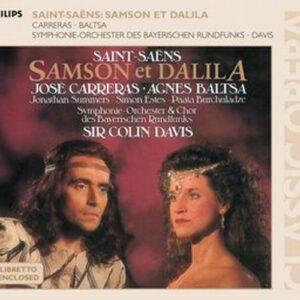 Saint-Saëns : Samson et Dalila. Davis.