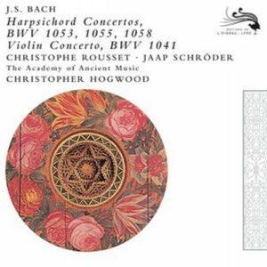 Bach : Concertos. Hogwood.
