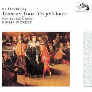 Praetorius : Dances from Terpsichore. Pickett