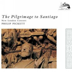 The pilgrimage to Santiago.