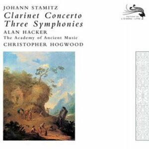 Stamitz : Concerto Pour Clarinette / 3 Symphonies