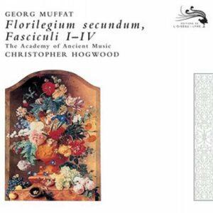 Muffat : Florilegium secundum. Hogwood.