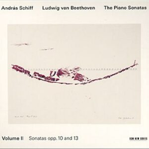 Beethoven : The Piano Sonatas Vol Ii