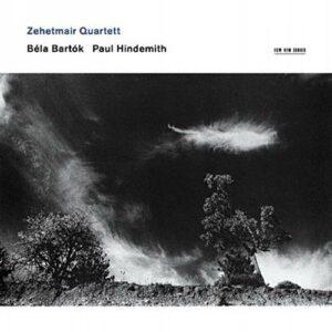 Bartok, Hindemith/Zehetmair : Quatuors à cordes