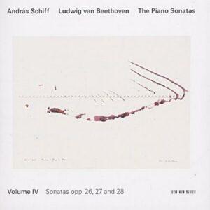 Beethoven : Sonates no 26, 27, 28. Schiff