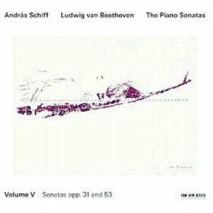 Beethoven : Sonates no 16, 17, 18, 19. Schiff
