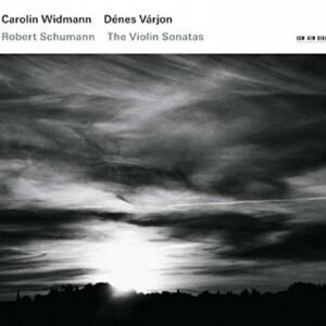 Schumann : Les trois sonates pour violon et piano. Widmann.