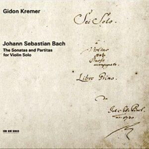 Gidon Kremer : Bach Js-Sonates Et Partitas