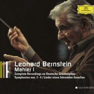 Mahler : Symphonies 1-4-Lieder Eines Fahrenden Gesellen