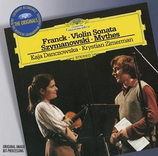 Sonate Pour Violon, Syzmanowski : Mythes Etc.