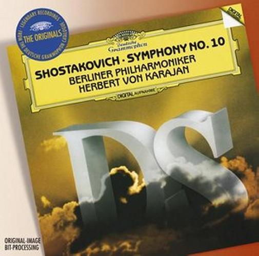 Chostakovitch : Symphonie N°10