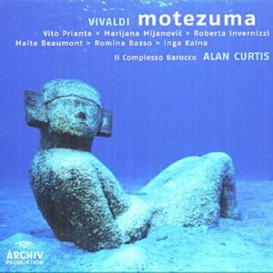 Vivaldi : Motezuma