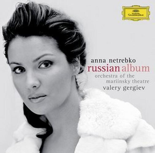 Anna Netrebko : Russian Album