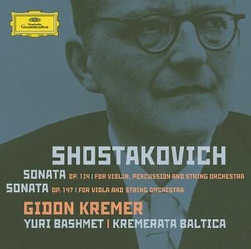 Chostakovitch : Sonate Pour Violon Op.134 / Sonate Pour Alto Op.147