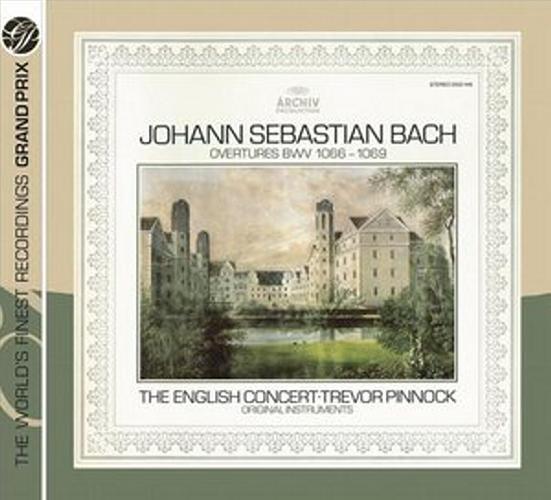 Bach : Js-Les Suites Pour Orchestre Bwv 1066-1069