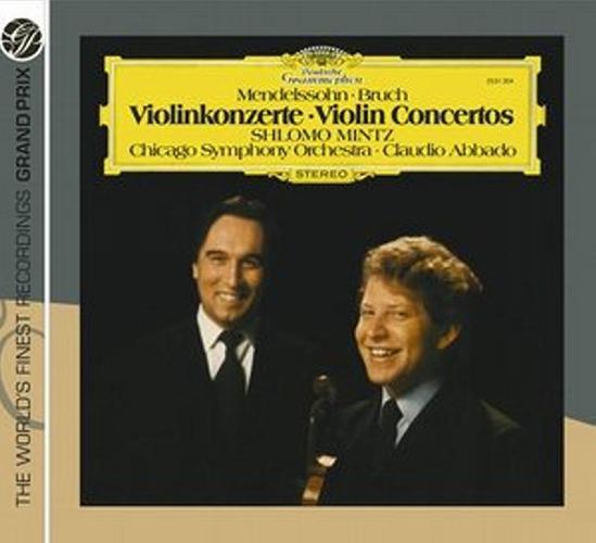 Mendelssohn / Bruch : Concertos Pour Violon - Mintz/Abbado