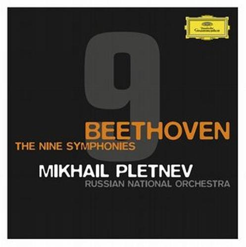Beethoven : Les neuf symphonies. Pletnev