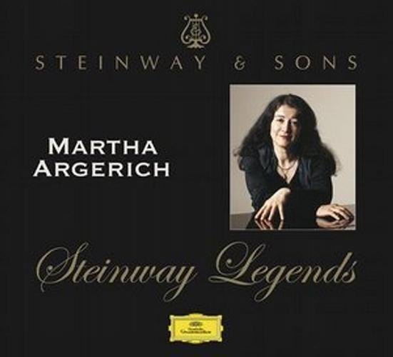 Martha Argerich :