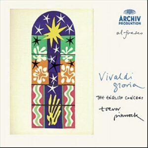 Vivaldi : Gloria. Pinnock
