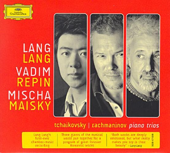 Tchaikovski : Trio, op. 50. Lang, Repin, Maisky.