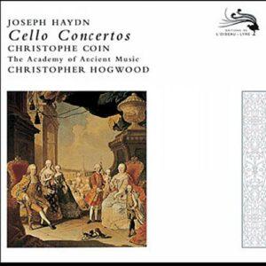 Haydn : Concertos pour violoncelles. Coin