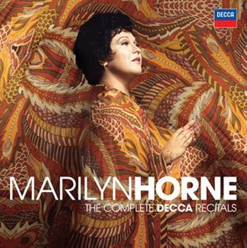 Horne : The Complete Decca Recitals