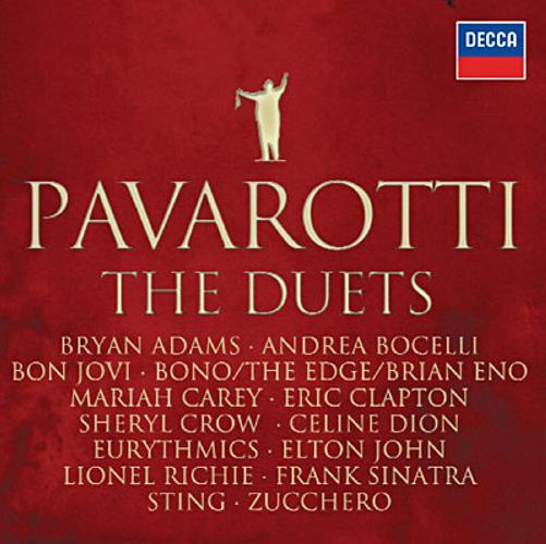 Pavarotti Duets