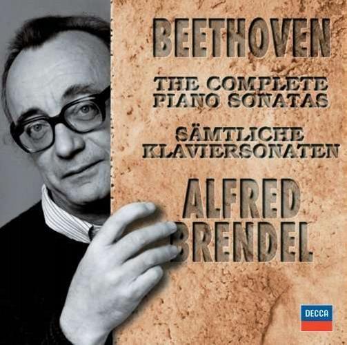 Beethoven : L'intégrale de sonates pour piano. Brendel.