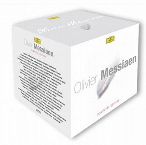 Messiaen : Complete Edition.