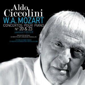 Mozart : Concertos pour piano KV 466 et 488. Foster.