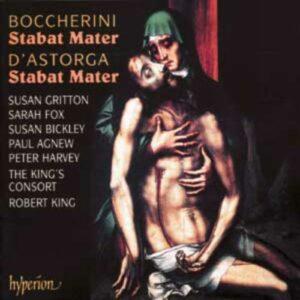 Luigi Boccherini - Emanuele D'Astorga : Stabat Mater