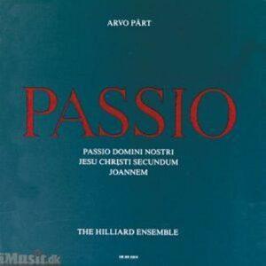 Arvo Part : Passion Selon St Jean