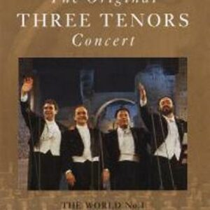 Concert Des Trois Tenors : Les 3 Tenors En Concert A Rome