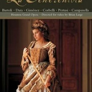 Rossini : La Cenerentola. Bartoli, Gimenez, Pertusi, Campanella